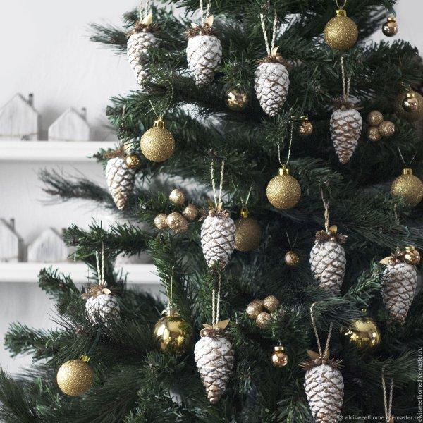 украсить елку 2021